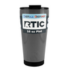 RTIC Squirrel Gray 16 oz Pint Tumbler
