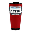 RTIC Vampire Red 16 oz Pint Tumbler