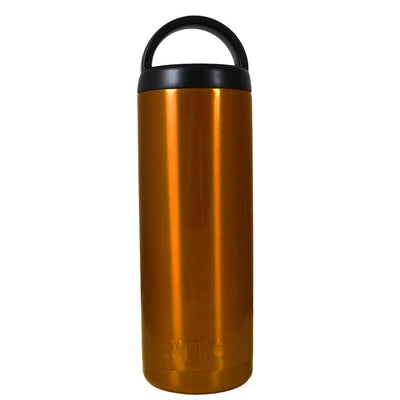 RTIC Copper Penny Translucent 18 oz Bottle - TrekTumblers