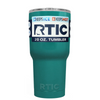 Custom Designed RTIC Aqua Blue 30 oz Tumbler