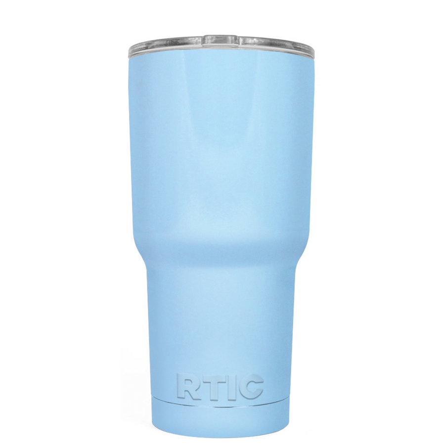 Custom RTIC 20 oz Blue Troll Design Your Own Tumbler