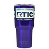 RTIC Intense Blue 20 oz Tumbler