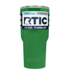 Custom Designed RTIC Kelly Green 20 oz Tumbler
