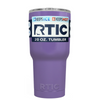 Custom RTIC 20 oz Lavender Design Your Own Tumbler
