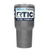 Custom RTIC 20 oz Oil Slick Black Design Your Own Tumbler