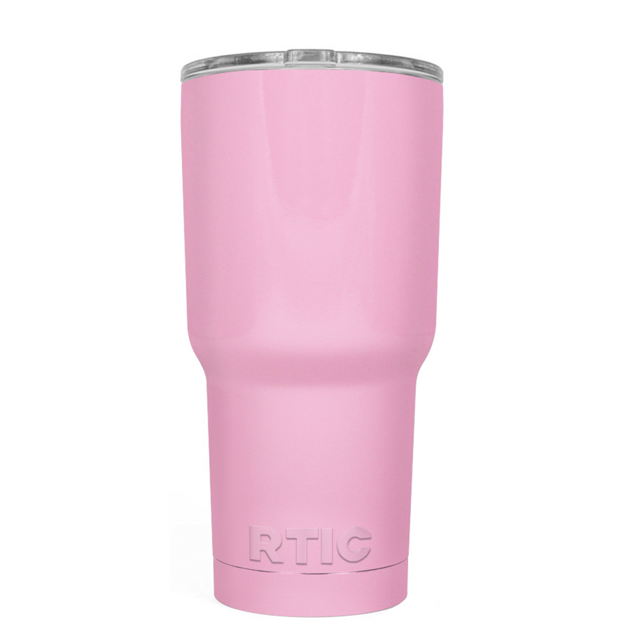Custom RTIC 20 oz Pretty Pink Design Your Own Tumbler