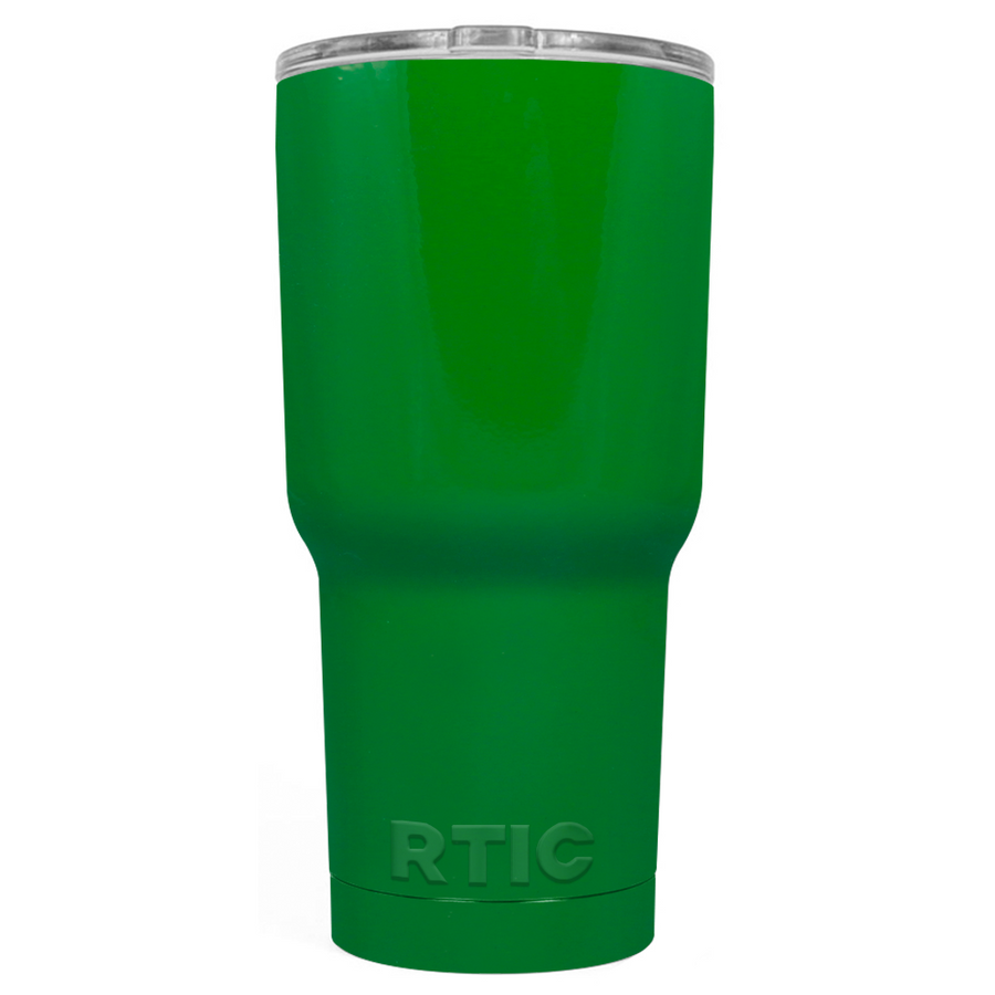 Custom RTIC 30oz Farm Green Design Your Own Tumbler