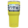 Custom RTIC 30 oz Yellow Gloss Design Your Own Tumbler
