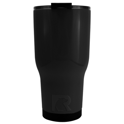 RTIC Black Gloss 30 oz Tumbler - 2nd Generation