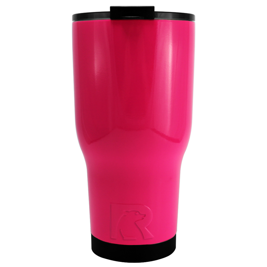 RTIC Hot Pink 30 oz Tumbler - 2nd Generation