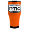 RTIC Orange Gloss 30 oz Tumbler - 2nd Generation