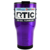 RTIC Purple Translucent 30 oz Tumbler - 2nd Generation