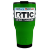 RTIC Tracker Green Gloss 30 oz Tumbler - 2nd Generation