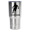 RTIC Basketball Player Silhouette Personalized 20 oz Tumbler - TrekTumblers