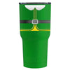 RTIC Elf on Green Gloss 30 oz Tumbler - TrekTumblers