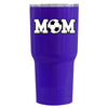 RTIC Soccer Mom on Purple Gloss 20 oz Tumbler - TrekTumblers