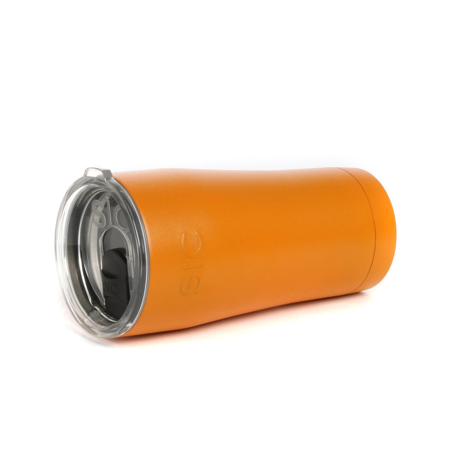 SIC Daybreak Orange 20 oz Glacier Tumbler
