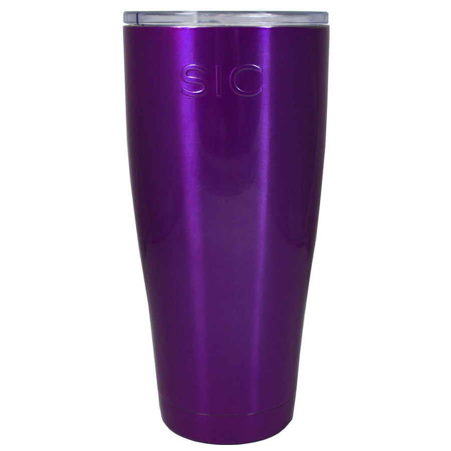 SIC Purple Translucent 30 oz. Glacier Tumbler