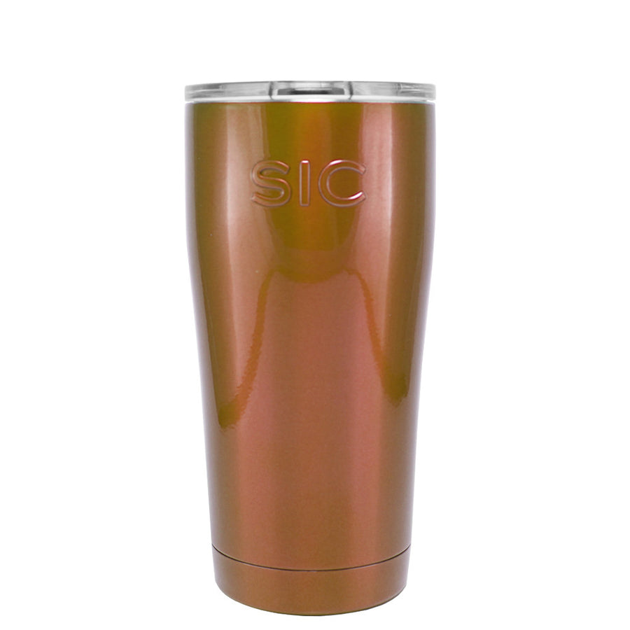 SIC Copper Penny Translucent 20 oz. Tumbler