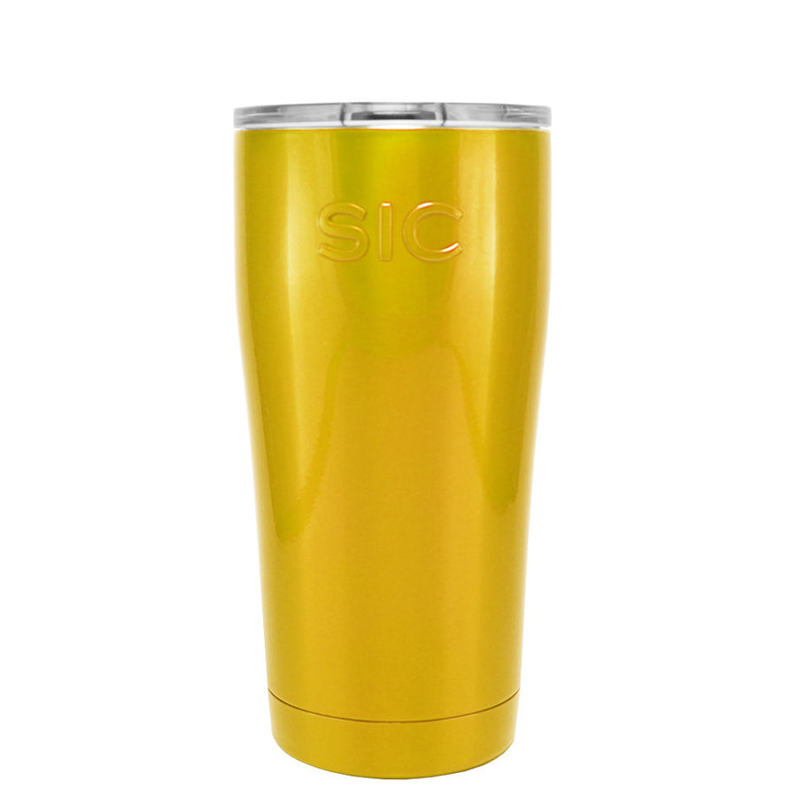 SIC Gold Translucent 20 oz. Tumbler