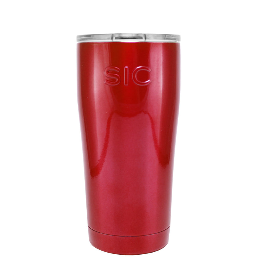 SIC Red Translucent 20 oz. Tumbler