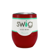 SWIG Vampire Red 12 oz Stemless Wine Tumbler