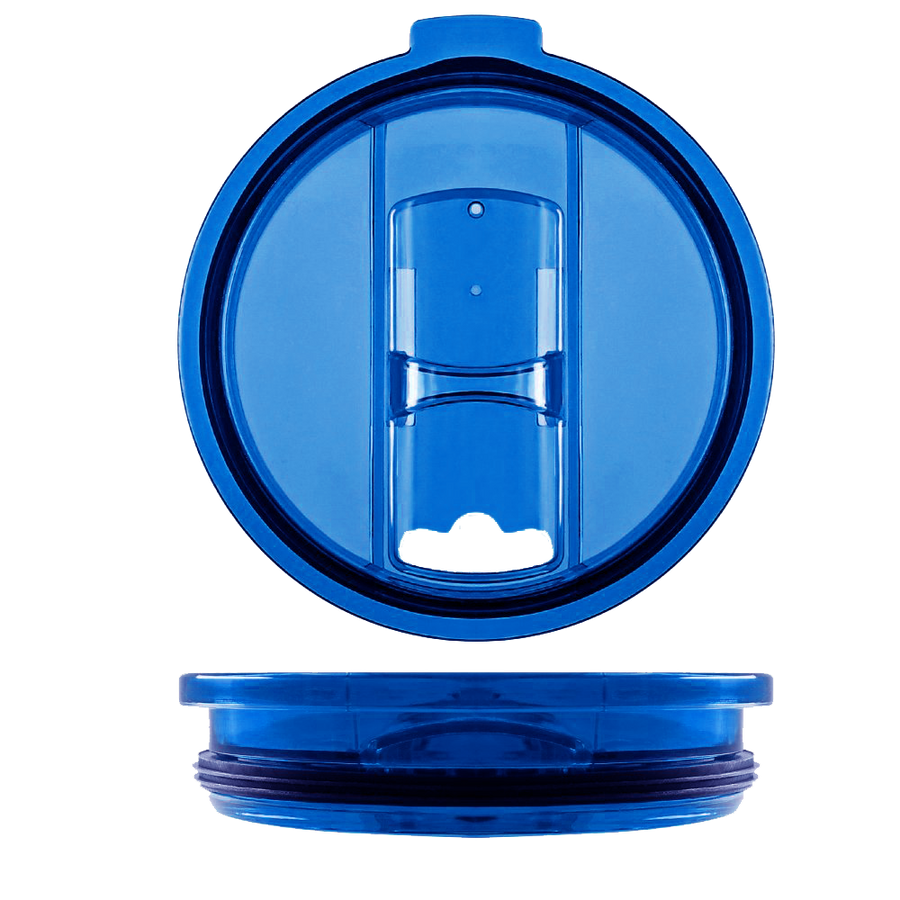Slash Proof Lid Blue for 30 oz Tumblers