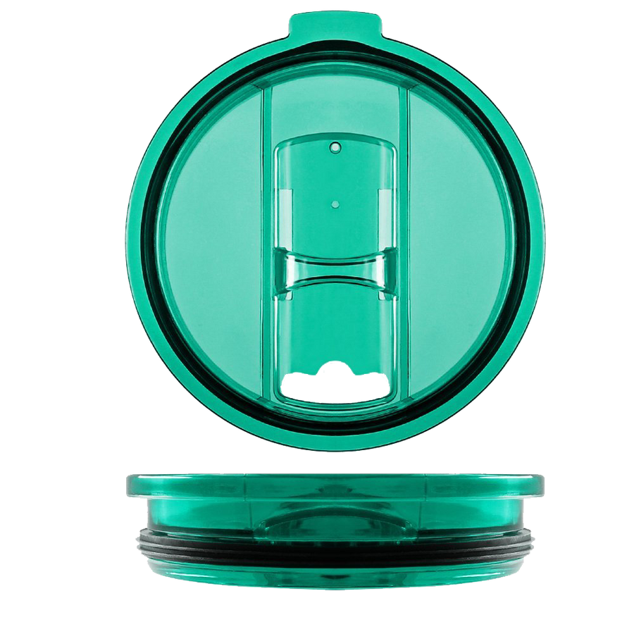 Splash Proof Lid Green for 30 oz Tumblers