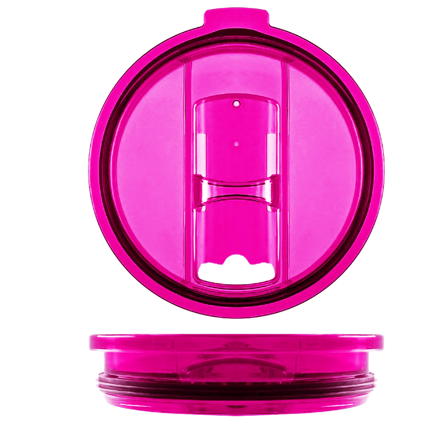 Slash Proof Lid Pink for 30 oz Tumblers