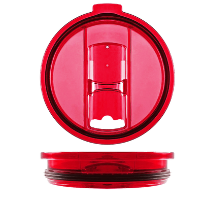 Splash Proof Lid Red for 20 oz Tumblers
