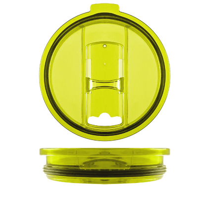 Splash Proof Lid Yellow for 20 oz Tumblers