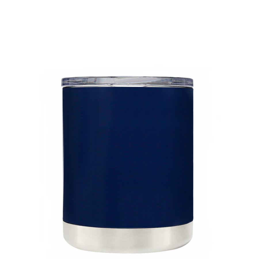 Custom TREK Navy 10 oz Design Your Own Tumbler