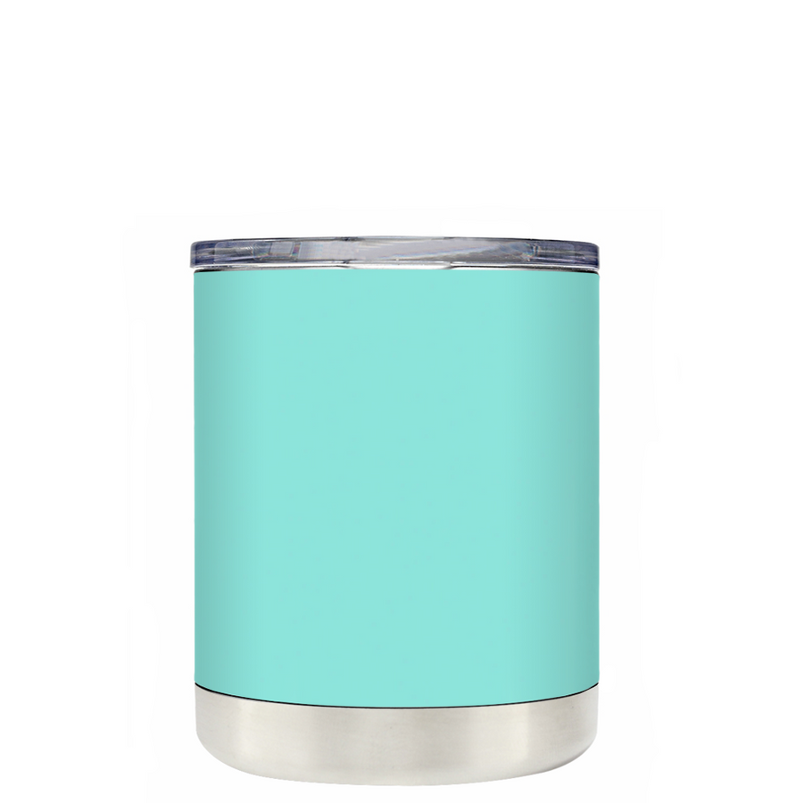 Custom TREK Seafoam 10 oz Design Your Own Tumbler