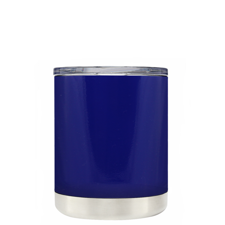 Custom TREK Ultramarine Blue 10 oz Design Your Own Tumbler