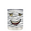 Happy Mummy on White 10 oz Lowball Halloween Tumbler