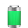 TREK Neon Green Can and Bottle Cooler