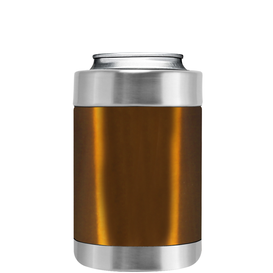 TREK Copper Translucent Can and Bottle Cooler