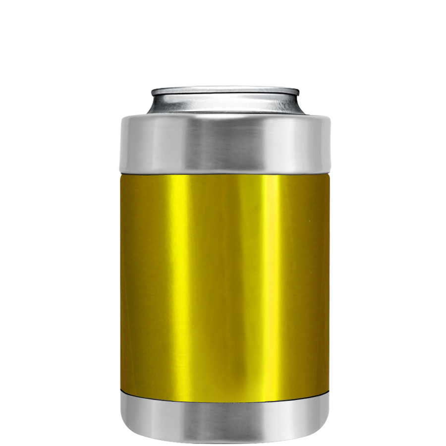 TREK Gold Translucent Can and Bottle Cooler