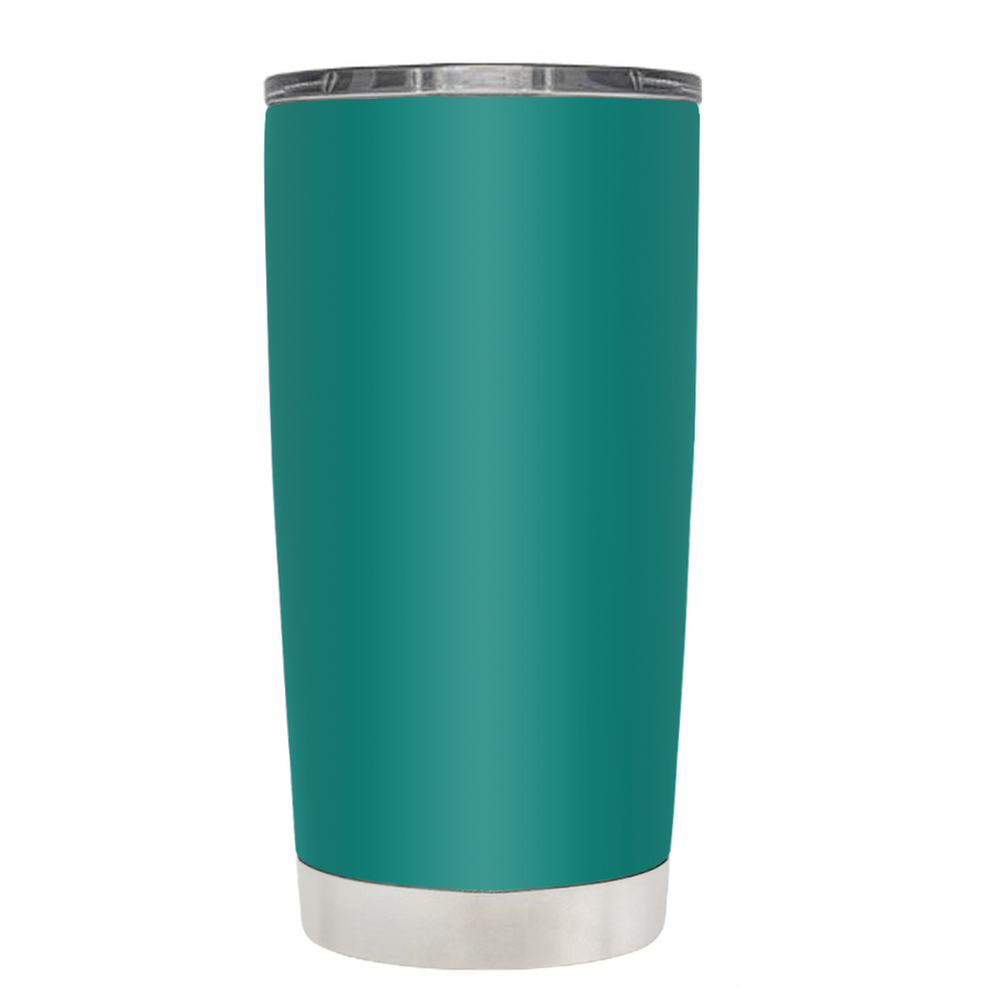TREK Aqua Blue 20 oz Tumbler