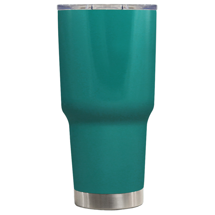 TREK Aqua Blue 30 oz Tumbler