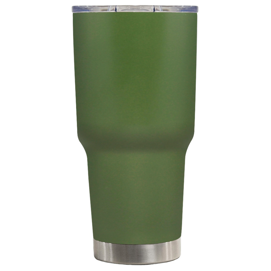 TREK Army Green 30 oz Tumbler