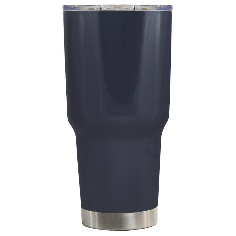 TREK Blue Grey 30 oz Tumbler