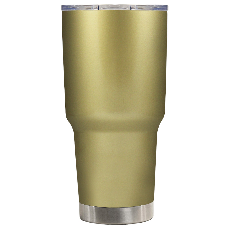 TREK Gold 30 oz Tumbler