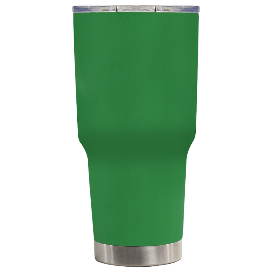TREK Kelly Green 30 oz Tumbler