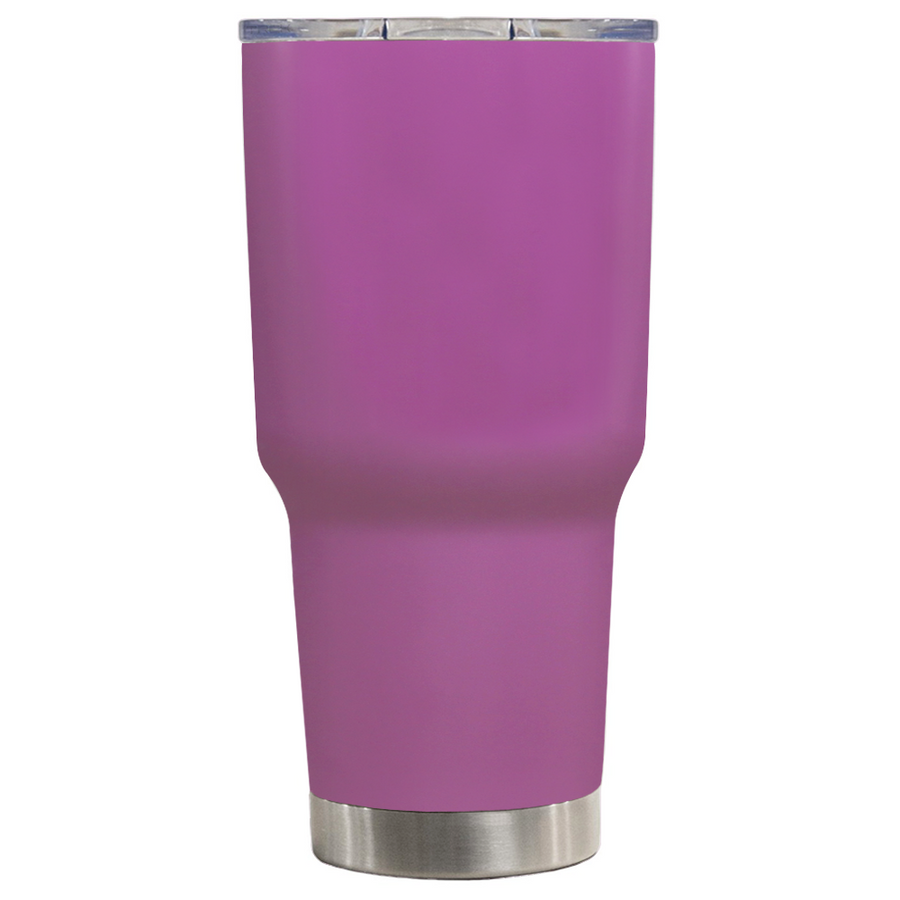 TREK Light Violet 30 oz Tumbler
