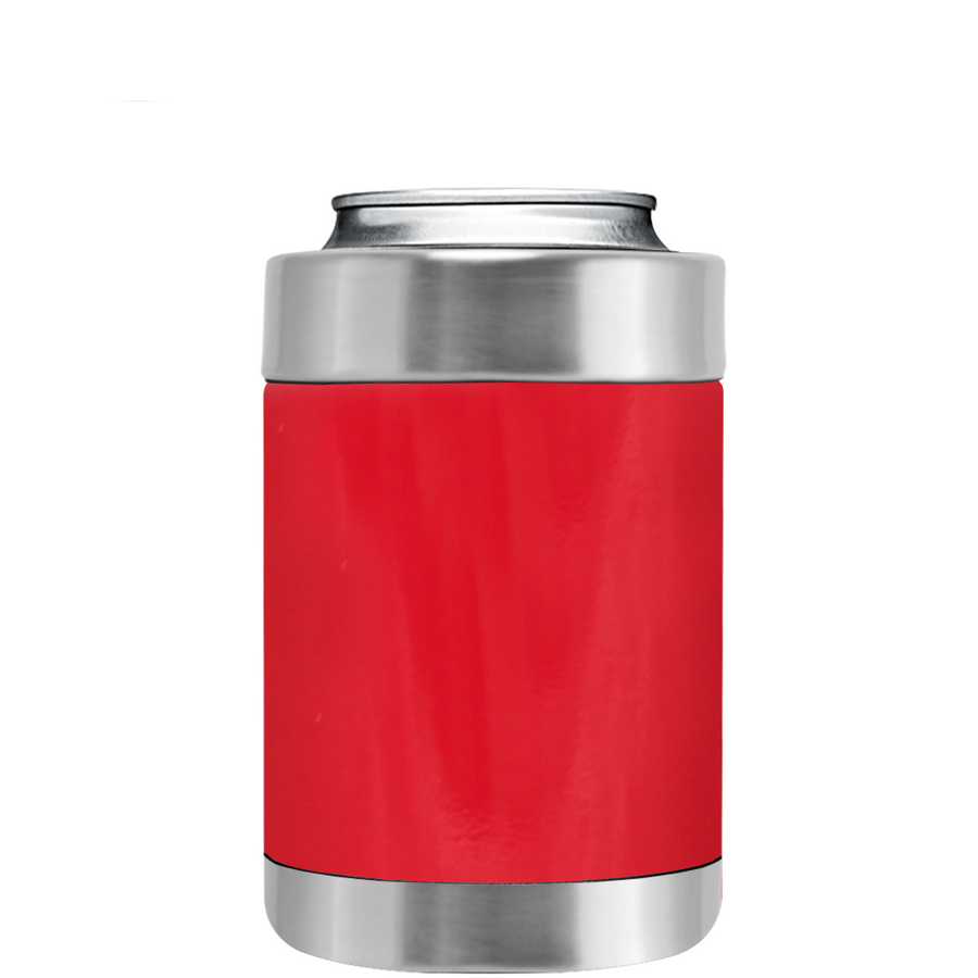Make American Great Again - MAGA on Red Can Cooler