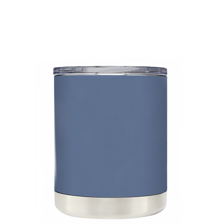 Custom TREK Periwinkle Gray 10 oz Design Your Own Tumbler