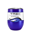 Custom TREK Translucent Intense Blue 12 oz Stemless Wine Glass