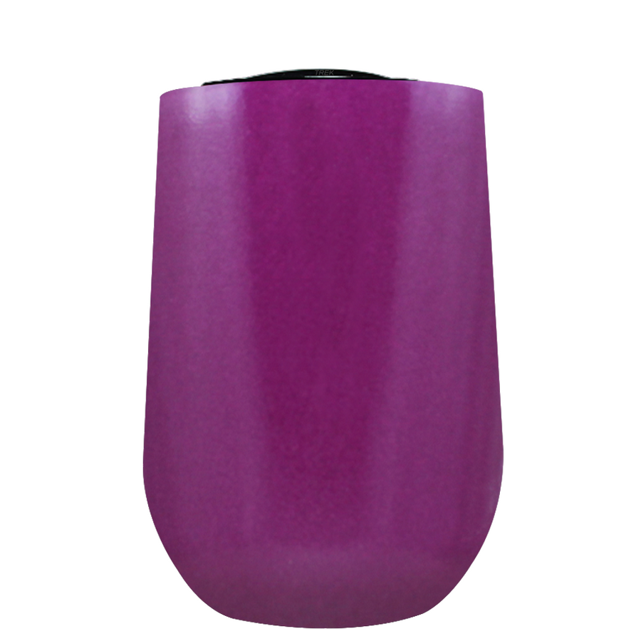 Vintazza Plum Wine 16 oz Stemless Wine Stainless Steel Cup