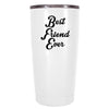 YETI 20 oz Best Friend Ever on White Tumbler